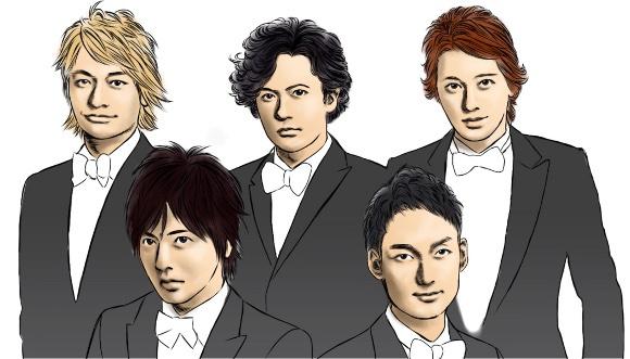 SMAPが「紅白歌合戦」の出演を辞退するもネット上では意外な反応 / ファンの声「KinKi! SMAP兄さんたちの分も頑張って!!」