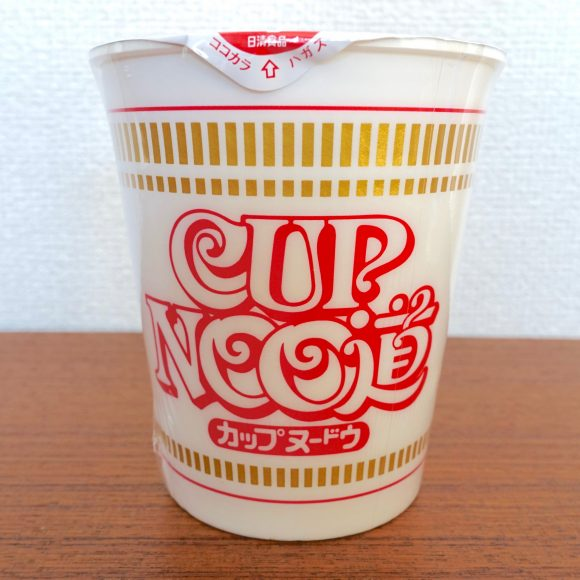 【なにそれ】日清カップヌードルの激レア仕様「カップヌードウ(CUP NOO道)」が北海道で発売開始!