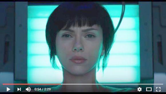 【見比べてみて】実写版『攻殻機動隊』の予告編動画が『ブレードランナー』みたい!?