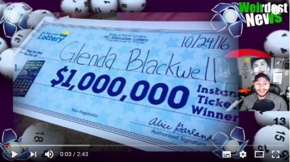 【宝くじ】うれしい誤算で1億円を当てた女性が話題