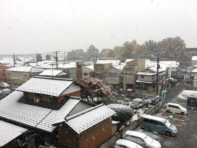 【コミケかよ】54年ぶりの11月初雪で都内の駅は大混乱! 入場規制に非常停止など地獄絵図ツイートまとめ