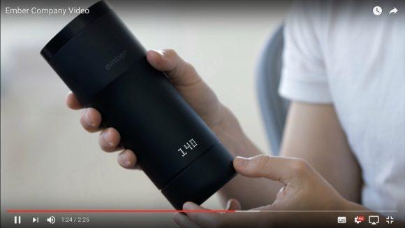 【動画あり】海外のスタバで大人気! 超ハイテク「スマートマグカップ」がコレだ!!