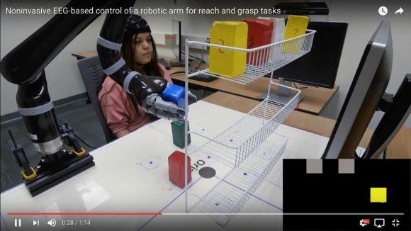 【スゲェな】「考えるだけでロボットを操作する」実験が米国で成功