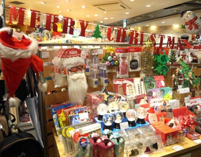 【オッサン必見】クリスマスプレゼントに迷ったら東京駅「グランスタ」に行け! ちょうどいいアイテムが見つかるぞ~ッ!!