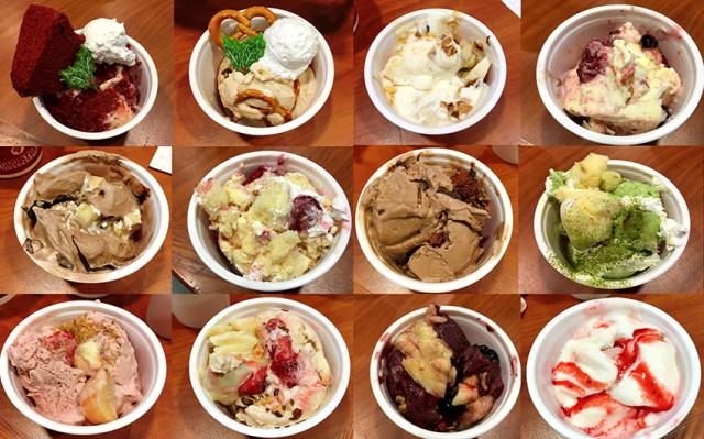 【残り1日】東京でたった3店舗!『コールド・ストーン』のアイス食べ放題に行ってきた → 冬なのに激混みすぎィィィイイイ!!