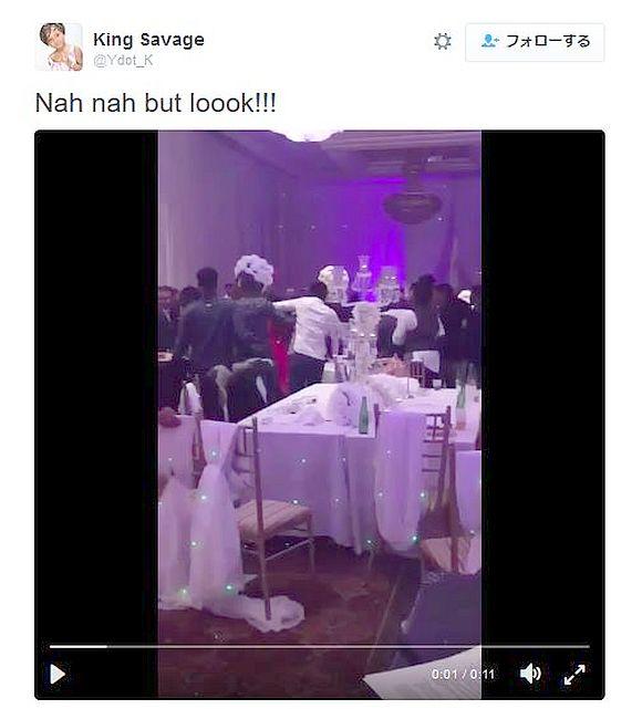 「花嫁のリベンジポルノ」を結婚式に現れた元カレが披露 → 大喧嘩が勃発する事態に!!