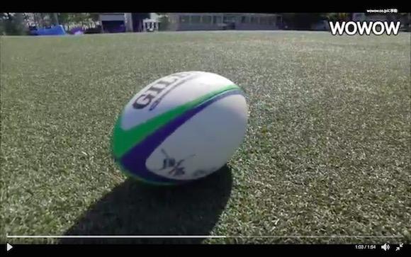 難しいと思われがちな「ラグビーのルール」がたった1分でわかる動画がコレだ!!