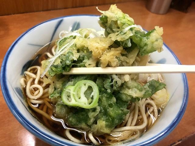 【立ちそば放浪記】透き通る関西風つゆとキラめく麺の上品なハーモニー! 新橋のオアシス『うさぎや』