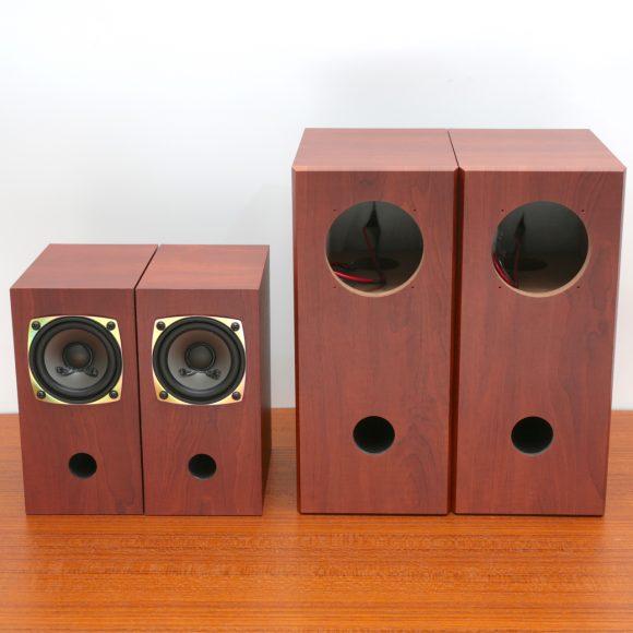 【衝撃】自作スピーカーは「スピーカーボックス」を変えるだけで音質が驚くほど激変する!