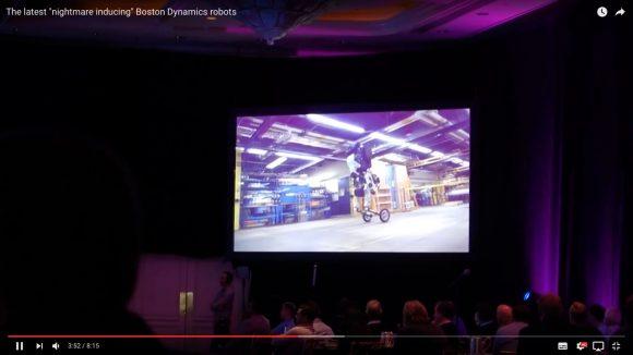 【衝撃動画】羽生選手もビックリ!?  スピン可能な「車輪付き二足歩行ロボット」の運動能力がハンパねぇ!