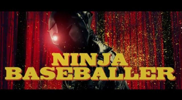 【華麗】忍者が野球をやったら大気圏を飛び出すスーパープレイ続出 / 日本通運の動画『NINJA BASEBALLER』がカッコイイ