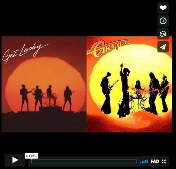 Daft Punkの作品は「こんな曲や映画の影響を受けていた」って比較動画に興味深々! インスピレーションの多くはレトロなSF映画!!