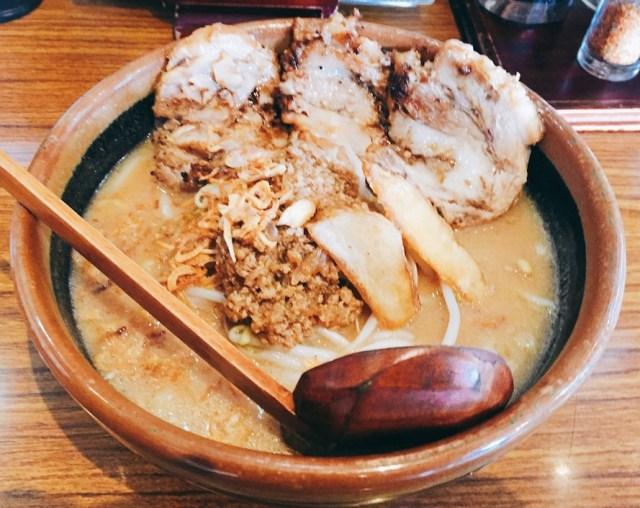 【ラーメン革命】とんこつ王国の福岡で味噌専門店の『麺場彰膳』が人気の理由