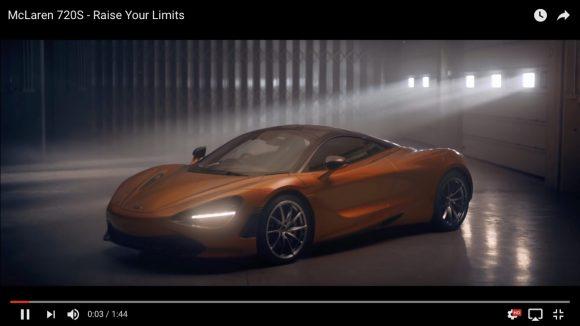 【動画あり】簡単ドリフト機能付きのスーパーカー「マクラーレン 720S」が爆誕! 特別な運転技術が無くても安全に楽しくドリフト走行が可能