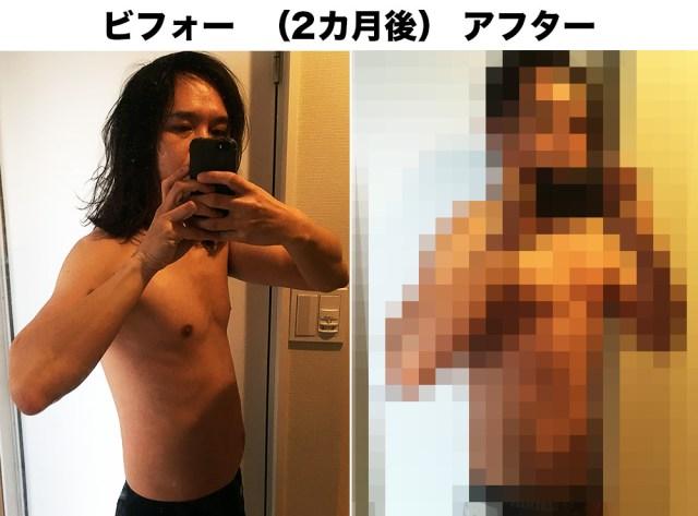 【トレーニングの日】腹筋ローラーを約2カ月続けてみた結果
