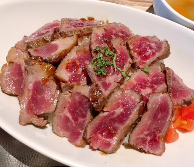 シズル感がハンパない! 肉バル『Salt』のSBPボウルは食べるのが惜しいほどフォトジェニックッ!! 東京・中目黒