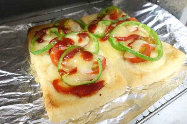 【幸福の料理】千眼美子(清水富美加)さんの作った「あぶらあげピザ」が激ウマ!