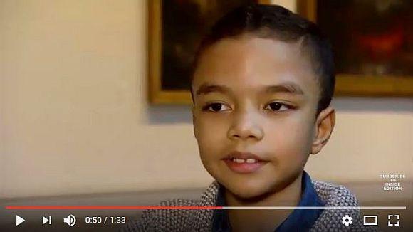 【神童】2歳で化学について語ってた!「未来のアインシュタイン」と呼ばれる天才少年がハンパない / 銅の電子配置をスラスラと……!!