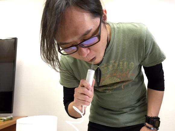 【実験】ジェットウォッシャーの威力がハンパない! 体験者「マジで気持ちイイ」「クセになりそう☆」