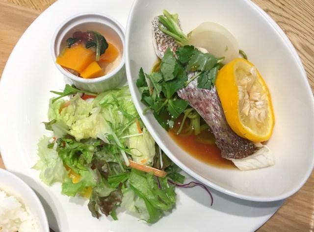 「ヤンマーの社食」は素材にこだわるオシャレ飯! 週末限定で一般向けに開放してるよ!!