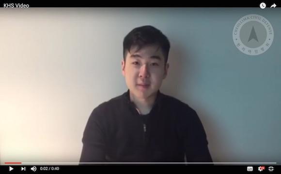 【金正男の長男か】キム・ハンソル氏を名乗る男性がYouTubeに動画を公開「父は殺された」