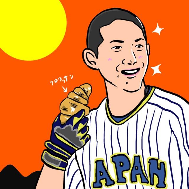 "【WBC】ラッキーボーイ小林誠司選手に食べて欲しい ""美味しいクロワッサン"" 3選"