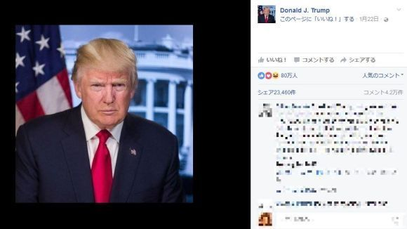 「猫がトランプ大統領をパンチ」するサイトを女子高生が開設して怒った大統領が訴える事態に! → 実はネットユーザーを引っ掛ける釣りサイトだった!?