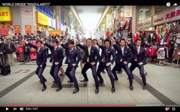 WORLD ORDERとSKE48がコラボ! 新曲『SINGULARITY』が何回でもリピートしてしまうくらいイイと絶賛の嵐