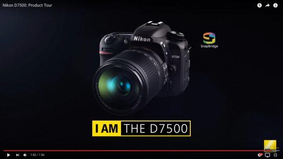 【速報】ニコンから新デジ一眼「D7500」が登場! DX最上位機と同等の高画質&新機能も盛り沢山!!