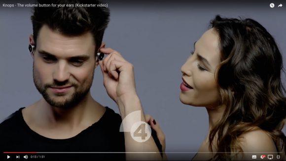 【動画あり】電気不用なのに超ハイテク!「周囲の音のボリュームを調整できる耳栓」が超便利そう!!