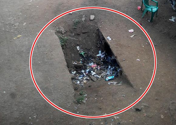 【衝撃事実】ケニアの田舎町に掘られた『謎の穴』の意味って知ってる? 日本人に教えたら「マジかよ!?」つってたよ / マサイ通信:第65回