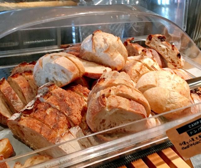 【パン好き注目】ベーカリーの焼き立てパン食べ放題! 東京・中目黒「タバーン」のビュッフェランチが素晴らしい!!