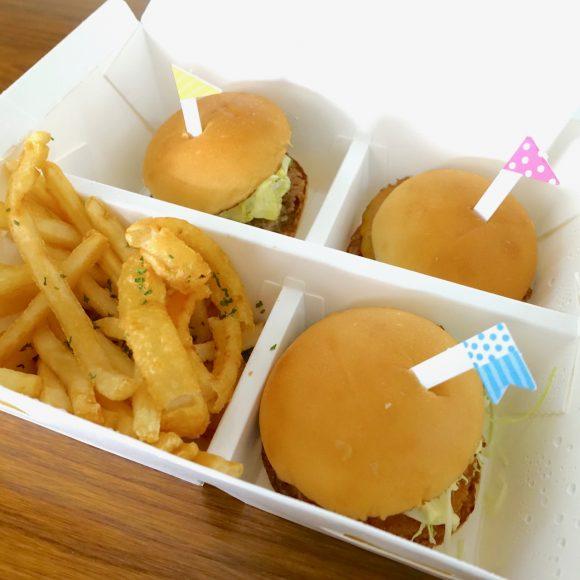 【新商品】海外で人気のミニバーガー「スライダー」がロッテリアに登場! さっそく食べてみた