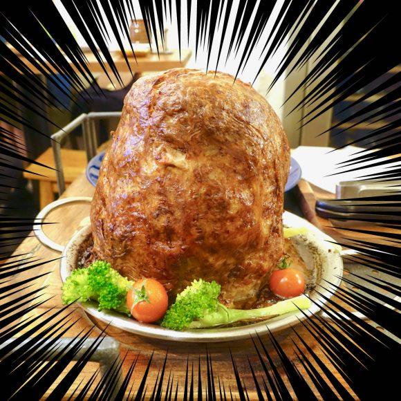 【衝撃グルメ】エベレスト級の「肉塊ハンバーグ」が激ウマ&超コスパ! 札幌市「北海道 × スパニッシュ SPOON」