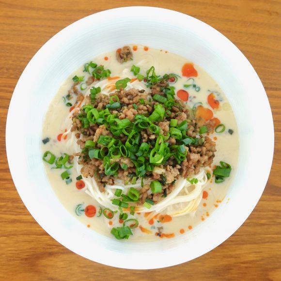 【最強レシピ】絶対試してみるべき!「冷やし豆乳坦々麺」が簡単&激ウマでやみつき間違いなし!!
