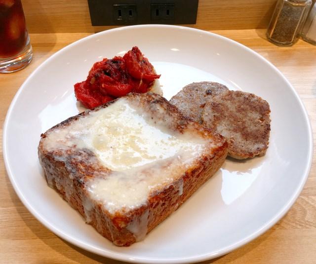 NY発日本初上陸! タマゴ料理専門店「egg」のエッグロスコが悶えるほどウマいッ!! ここは確実に人気店になるから早く行けーーーッ!