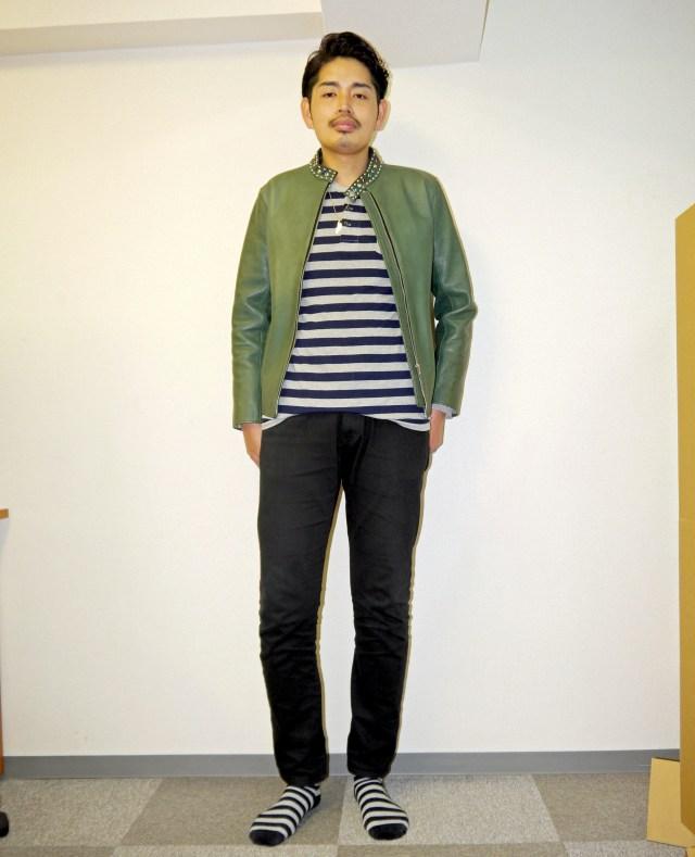【検証】高身長(190センチ)イケメンは何を着ても似合う? ド派手な原宿系スタイルにしてみたら猛烈にカッコ良くなった!