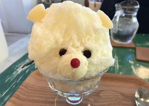【惚れた】鹿児島名物「白くま」が究極進化!『3D白くま』が萌え死ぬレベルのかわいさで人気沸騰中!!