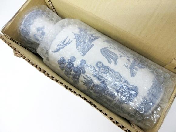 【秘宝】Amazonで売ってる謎の陶器がヤバイ!「老舗旅館の雰囲気 王宮の大型花瓶」はお値段なんと3兆円ではなく691円!!