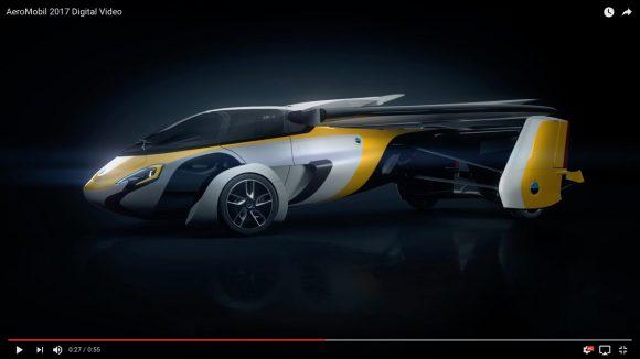 【動画あり】ついに「空飛ぶ自動車」の予約が始まる! 出荷は2020年以降でお値段は約1.5億円!!