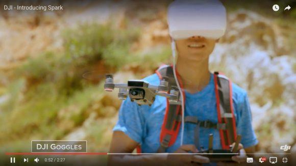 手のひらサイズの超高性能ドローン『SPARK』がついに「DJI」から登場! 小型軽量で高度な撮影機能も搭載!!