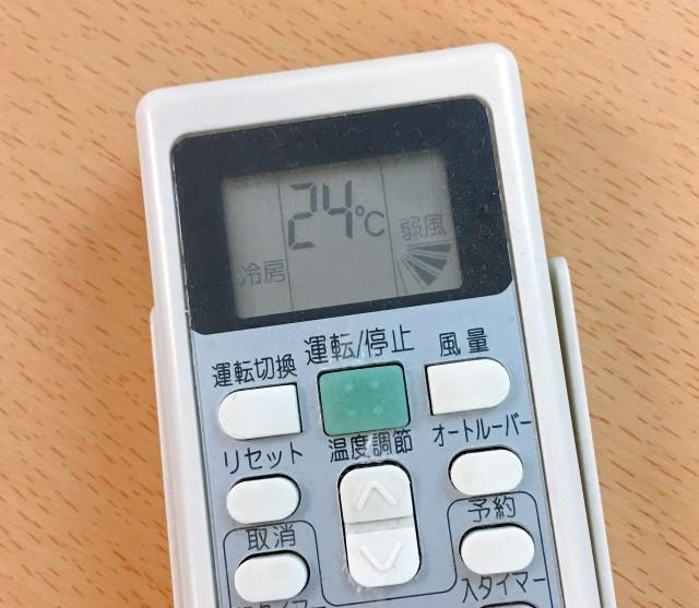 【コラム】ちょっと暑くなったくらいでエアコンの温度設定を「24度」にするヤツは何なのか?