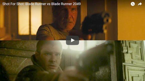 新旧『ブレードランナー』のシーンを比較した動画に興味深々! 35年前に製作されたオリジナルの完成度の高さを実感!!