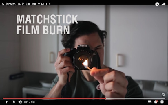 【ライフハック】たった1分でわかる「オシャレな写真を撮る5つのテクニック」