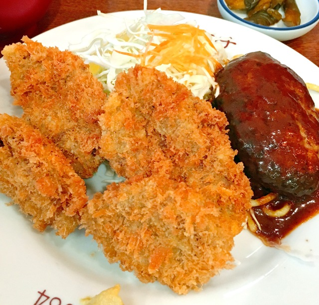 【浪漫食堂】パンチパーマで「キッチンパンチ」に行ってみた!「鳥レバーフライ」の味に感動!! これは下町のフォアグラや