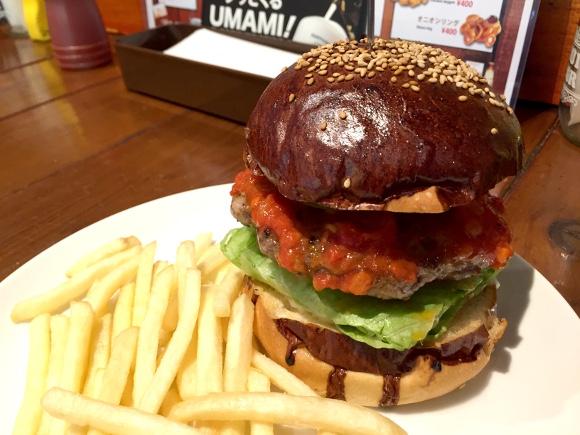 【最強ハンバーガー決定戦】第46回:原宿の穴場! ほぼインド料理屋な『東京バーガー』がなぜか正統派でメチャメチャウマい