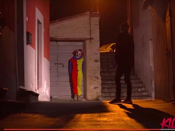 【閲覧注意】遭遇したら絶対にチビってしまう「殺人ピエロ」の新作が公開! ドッキリなのにシャレにならない恐怖は健在