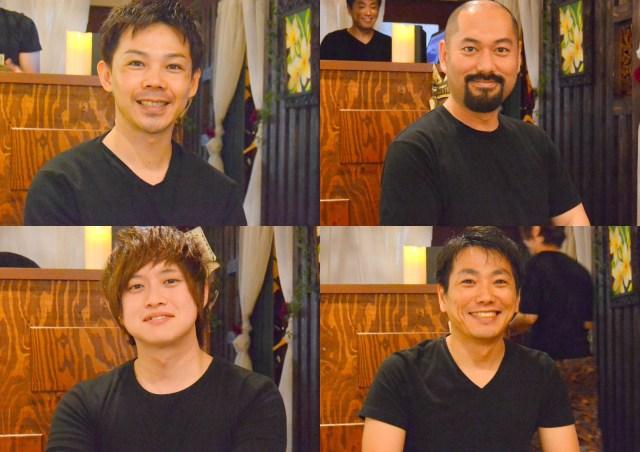 【初体験】セラピスト全員がイケメンの『カラダビューティー』でアロママッサージを体験してみたら…