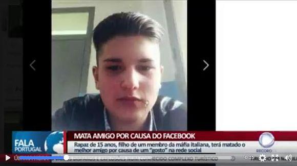 """マフィアのボスの息子15歳が親友を射殺! 理由は「自分の彼女のFacebookに """"いいね!"""" した」だけ"""
