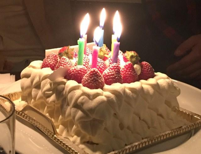 ある人に言われた忘れられない言葉「誕生日は感謝する日なんだよ」